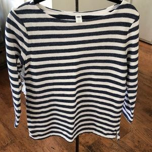 Old Navy French terry shirt size S